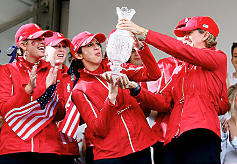 US_Solheim_Cup_team